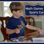 Math Games With Sports Cards