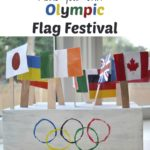 Celebrate the Olympics with your own Flag Festival!