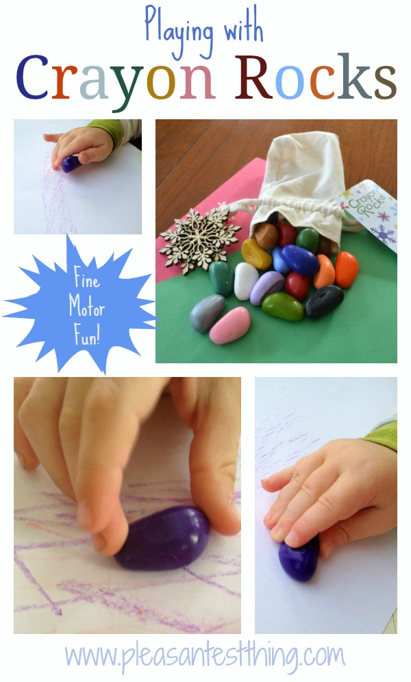 Crayon Rocks - Crayons for Toddlers