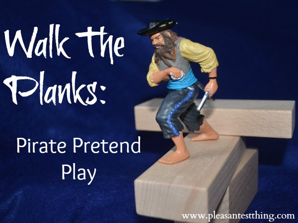the pirate play
