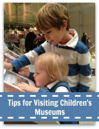 Visiting children's museums
