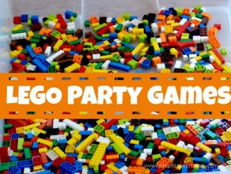 LEGO party games: ideas kids will love!