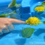 Sensory Spring Water Table