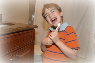Ideas to make brushing teeth fun!