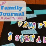Ready for Kindergarten: Family Journal For Kids