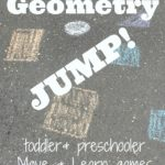 Geometry Jump! Move & learn about shapes, patterns, and colors with games for toddlers and preschoolers
