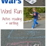 Star Wars Word Run