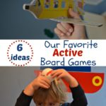 Active Board Games
