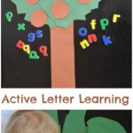 Learn Letters with Chicka Chicka Boom Boom
