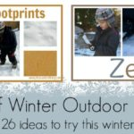 A to Z of Winter Outdoor Activities
