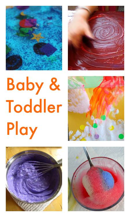 25 play ideas for babies and toddlers