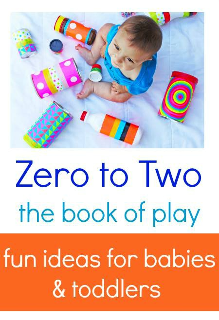 Baby and Toddler Play Ideas