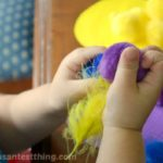 Color Sorting For Toddlers Busy Bag