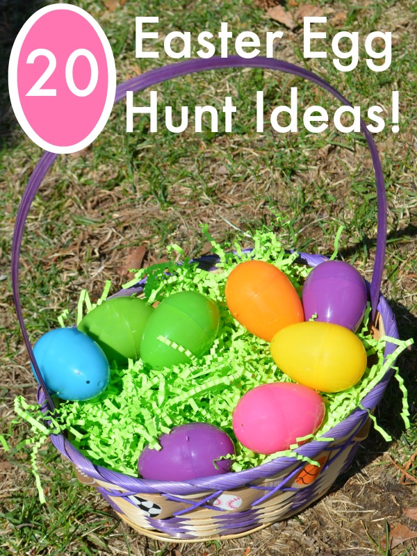 Easter egg hunt ideas negle Image collections