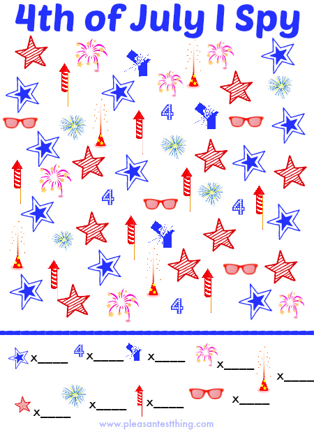 printable 4th of july games and activities