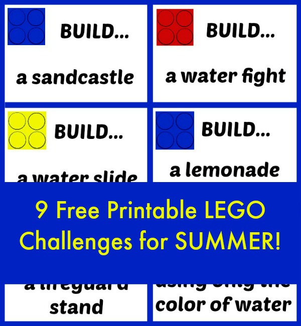 25 Free Summer Themed Printables: Look! We're Learning!