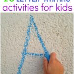 Fun Ways to Practice Writing Letters