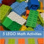 5 LEGO Math Activities