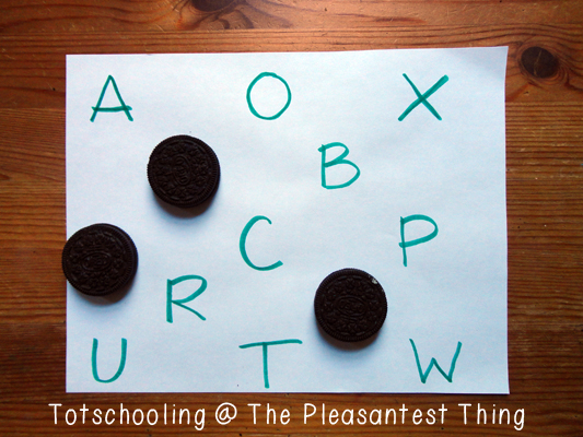 8 ways to learn with Oreos! YUM!