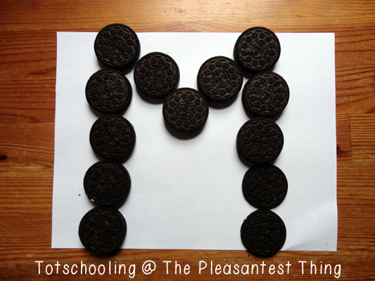 8 ideas for learning with Oreos! Love this!