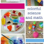 Hands-on, playful math ideas and science experiments for kids