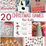 Simple Christmas Games For Kids