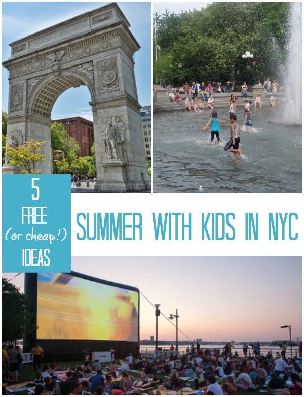 Summer Ideas For Kids In Nyc