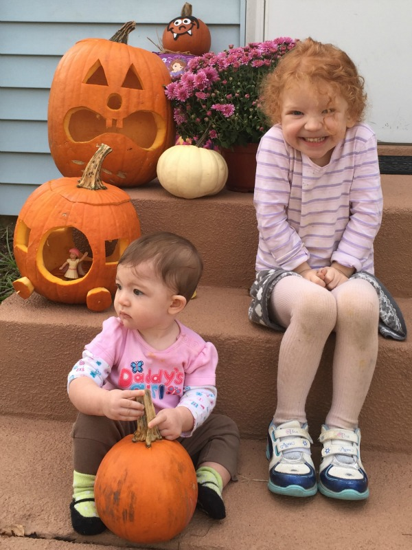 Easy way to carve your own jack o lantern pumpkin