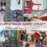 Christmas Card Craft – For After Christmas!