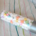 Quick and simple sensory activity for Valentine's Day: make a conversation heart I Spy bottle!