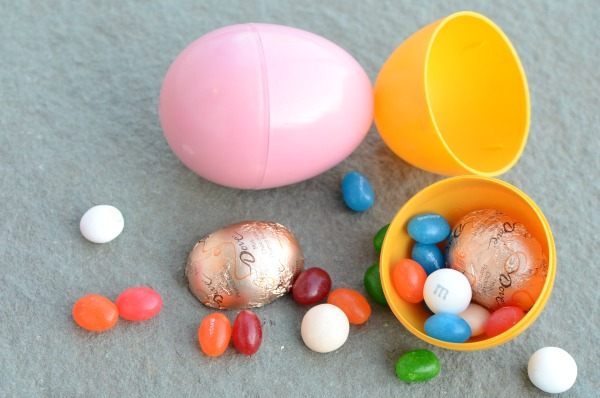 Fun Easter egg fillers - and a printable Easter I Spy Game!