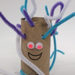 Make fine motor monsters - great way to work on fine motor play!