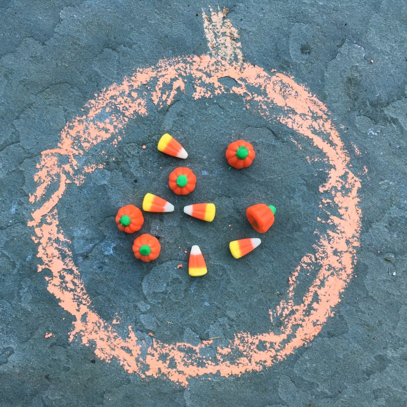 Halloween math games! Play with candy and develop number sense! Fun addition and subtraction ideas!