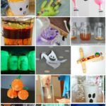 15 Halloween science ideas -- perfect for class or after school fun!